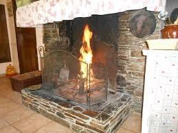 cheminée foyer ouvert ramonage pays basque pyrénées atlantique