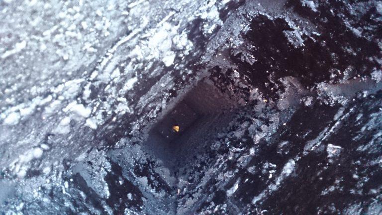 bistre calcin conduit de cheminée debistrage-pyrenees-atlantique
